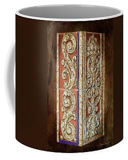 Scrolled Column Coffee Mug