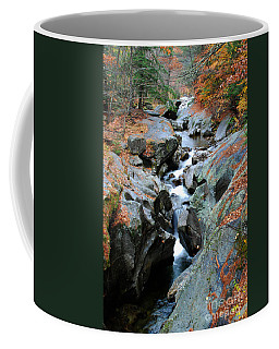 Sculptured Rocks Coffee Mug