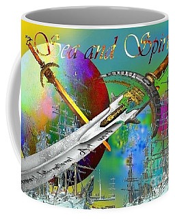 Sea And Spirit Coffee Mug