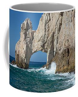 Sea Arch El Arco De Cabo San Lucas Coffee Mug