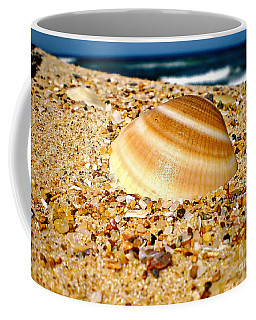 Sea Beyond The Shell Coffee Mug