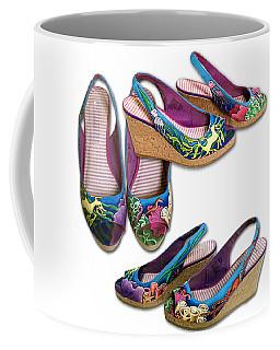 Sea Creature Wedges Coffee Mug
