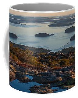 Sea Dots Coffee Mug