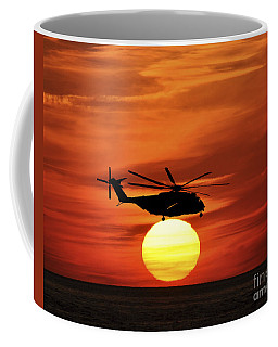 Sea Dragon Sunset Coffee Mug by Al Powell Photography USA