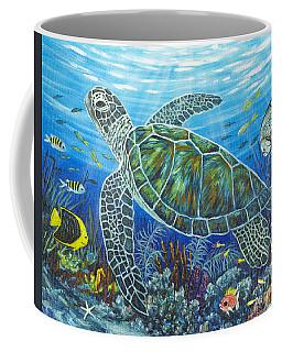 Sea Friends Coffee Mug