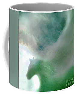 Sea Glass Storm Coffee Mug