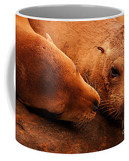 Coffee Mug featuring the photograph La Jolla Love by John F Tsumas