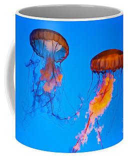 Sea Nettles Coffee Mug