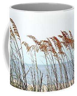 Sea Oats And Serenity Coffee Mug
