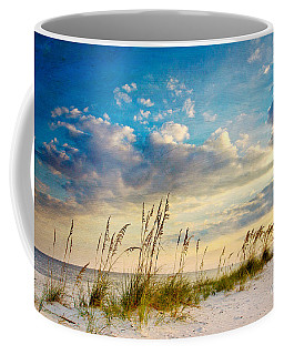 Sea Oats Sunset Coffee Mug