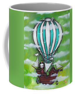 Sea Of Clouds Coffee Mug