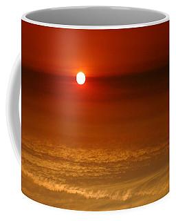 Sea Of Clouds Coffee Mug