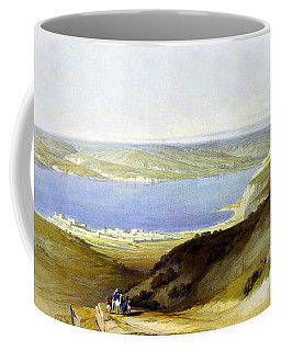 Sea Of Galilee Coffee Mug