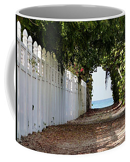Passage To Sea Coffee Mug