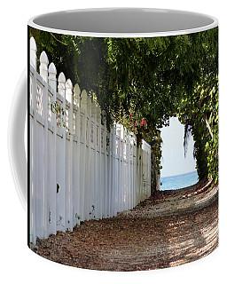 Passage To Sea Coffee Mug by Amar Sheow