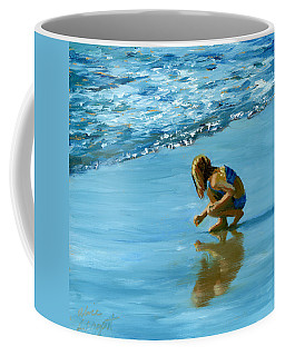 Sea Shell Seeker Coffee Mug