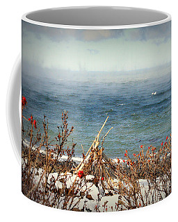 Sea Smoke Coffee Mug