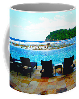 Sea Star Villa Coffee Mug