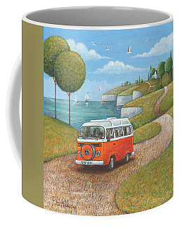Sea Van Variant 1 Coffee Mug