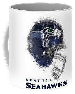 Seahawks 12 Coffee Mug