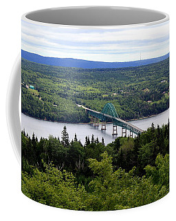 Seal Island Bridge Coffee Mug by Jason Lees