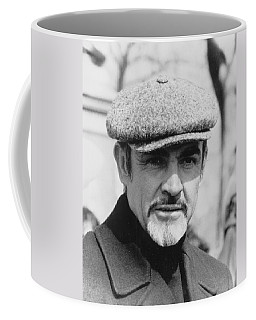 Sean Connery Coffee Mug