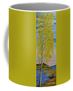 Seascape From Baltic Sea Coffee Mug