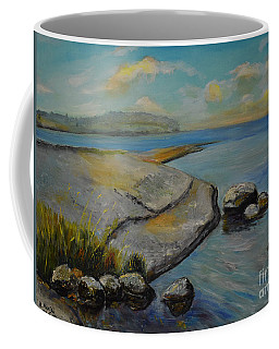 Seascape From Hamina 1 Coffee Mug