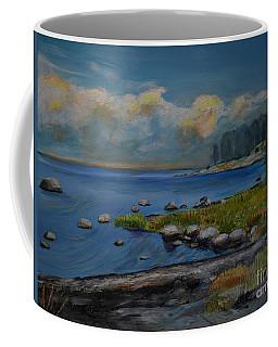Seascape From Hamina 2 Coffee Mug