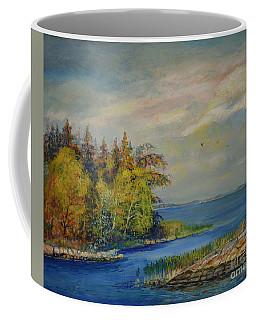 Seascape From Hamina 3 Coffee Mug