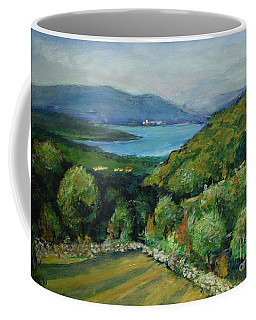 Seascape From Kavran Coffee Mug