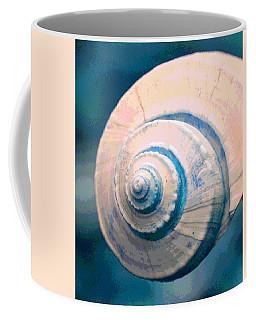 Seashell In Pastel Coffee Mug