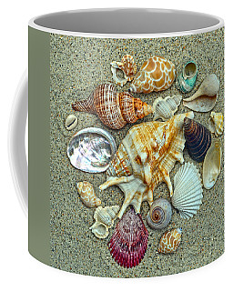 Seashells Collection Coffee Mug