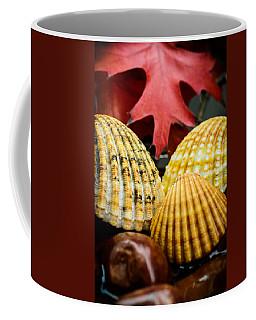 Seashells II Coffee Mug