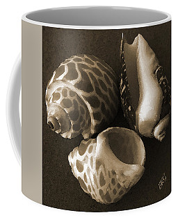 Seashells Spectacular No 1 Coffee Mug