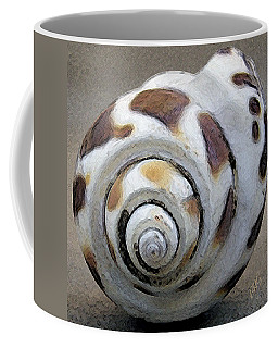 Seashells Spectacular No 2 Coffee Mug by Ben and Raisa Gertsberg