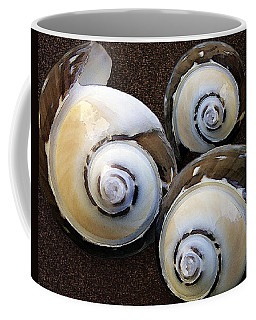 Seashells Spectacular No 23 Coffee Mug by Ben and Raisa Gertsberg