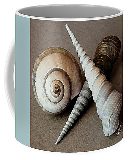 Seashells Spectacular No 24 Coffee Mug