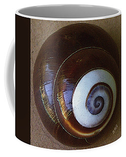 Seashells Spectacular No 26 Coffee Mug by Ben and Raisa Gertsberg