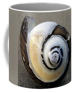 Seashells Spectacular No 3 Coffee Mug by Ben and Raisa Gertsberg