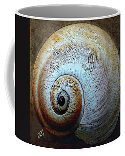 Seashells Spectacular No 36 Coffee Mug by Ben and Raisa Gertsberg
