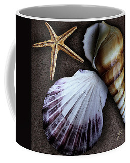 Seashells Spectacular No 37 Coffee Mug by Ben and Raisa Gertsberg