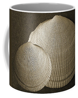 Seashells Spectacular No 8 Coffee Mug by Ben and Raisa Gertsberg