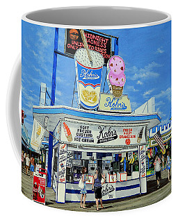 Seaside Memories Coffee Mug