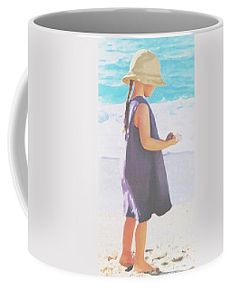 Seaside Treasures Coffee Mug