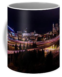 Seattle Bend Coffee Mug