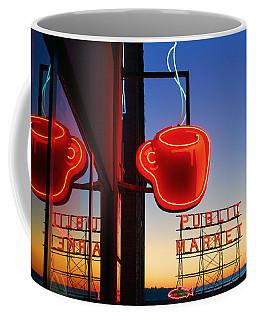 Seattle Coffee Coffee Mug