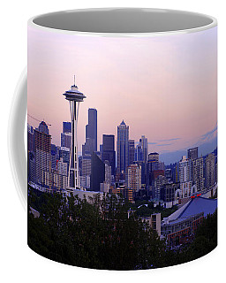 Seattle Dawning Coffee Mug