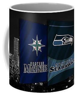 Seattle Sports Teams Coffee Mug