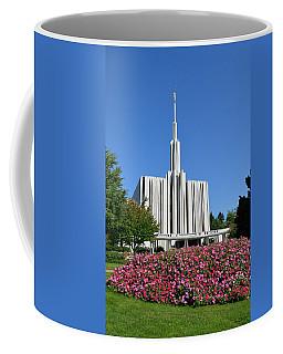 Seattle Temple Coffee Mug
